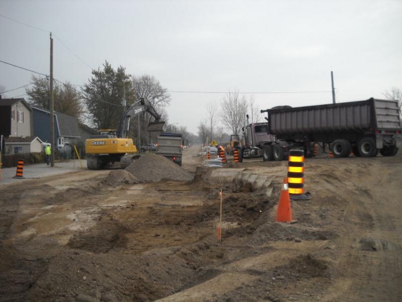 Shoreline Avenue